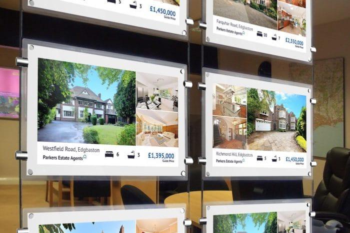 Real estate display - Kimeru